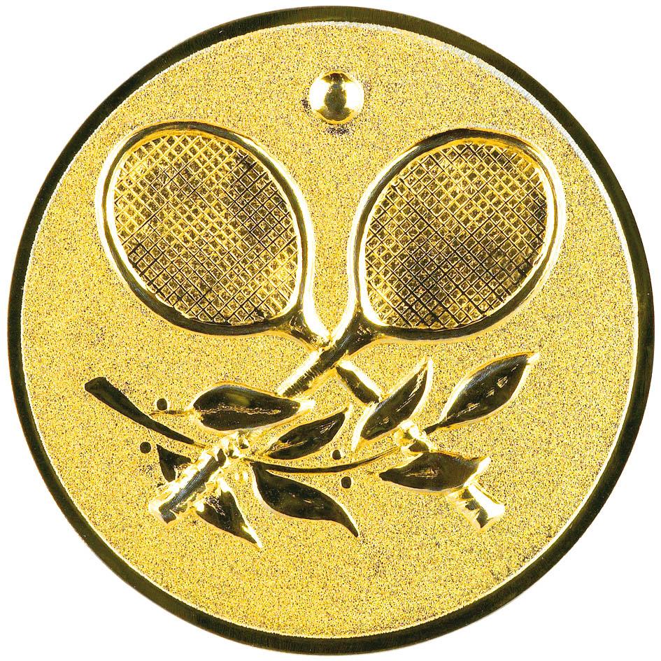 tvar.emblém 25mm-tenisové rakety